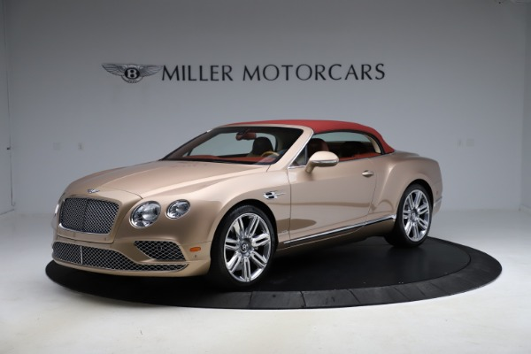Used 2017 Bentley Continental GTC W12 for sale $165,900 at Maserati of Greenwich in Greenwich CT 06830 11
