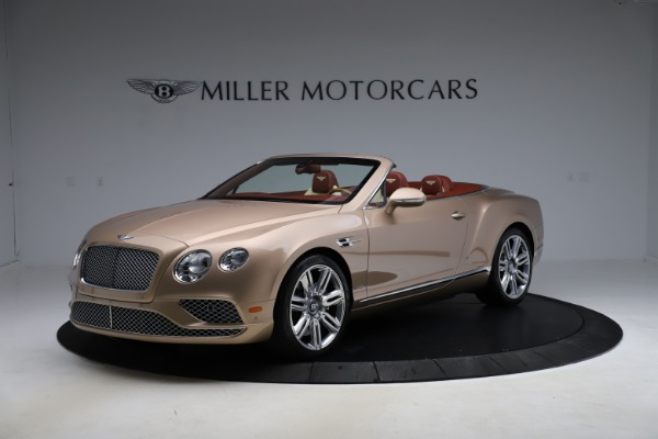 Used 2017 Bentley Continental GTC W12 for sale $165,900 at Maserati of Greenwich in Greenwich CT 06830 2