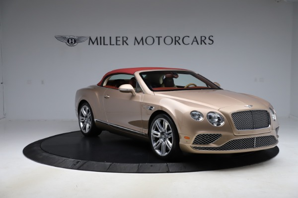 Used 2017 Bentley Continental GTC W12 for sale $165,900 at Maserati of Greenwich in Greenwich CT 06830 20