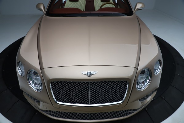 Used 2017 Bentley Continental GTC W12 for sale $165,900 at Maserati of Greenwich in Greenwich CT 06830 23
