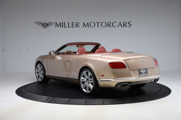 Used 2017 Bentley Continental GTC W12 for sale $165,900 at Maserati of Greenwich in Greenwich CT 06830 5