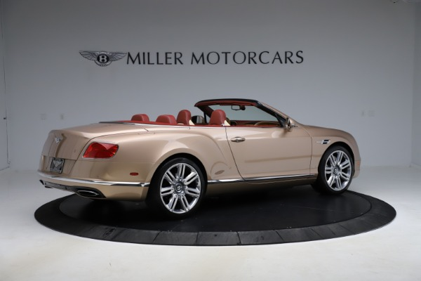 Used 2017 Bentley Continental GTC W12 for sale $165,900 at Maserati of Greenwich in Greenwich CT 06830 8