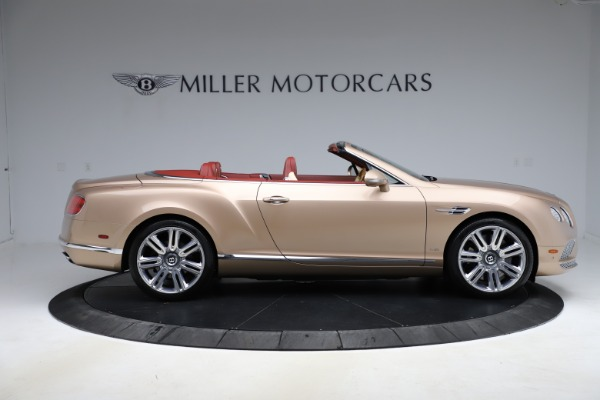 Used 2017 Bentley Continental GTC W12 for sale $165,900 at Maserati of Greenwich in Greenwich CT 06830 9