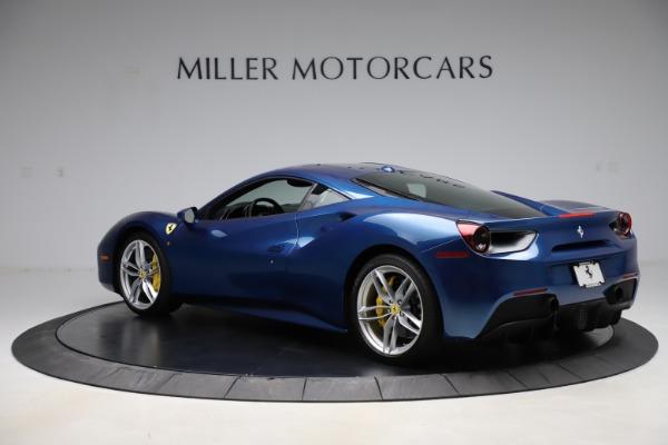 Used 2017 Ferrari 488 GTB for sale $229,900 at Maserati of Greenwich in Greenwich CT 06830 4