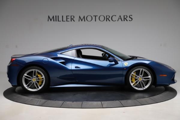 Used 2017 Ferrari 488 GTB for sale $229,900 at Maserati of Greenwich in Greenwich CT 06830 9