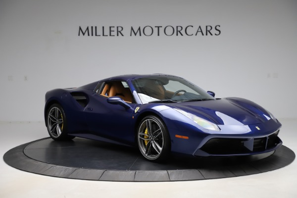 Used 2018 Ferrari 488 Spider for sale Sold at Maserati of Greenwich in Greenwich CT 06830 18