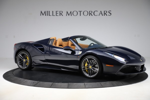 Used 2018 Ferrari 488 Spider for sale Call for price at Maserati of Greenwich in Greenwich CT 06830 10