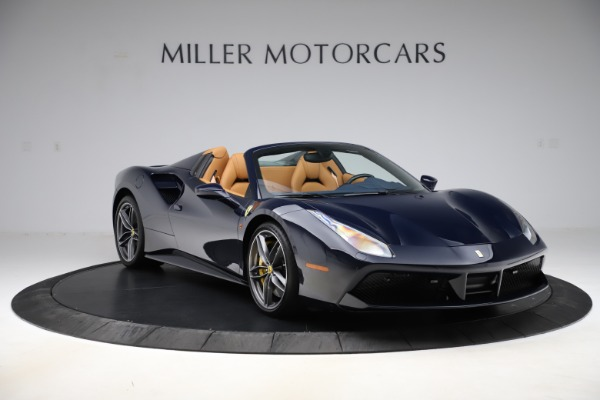 Used 2018 Ferrari 488 Spider for sale Call for price at Maserati of Greenwich in Greenwich CT 06830 11