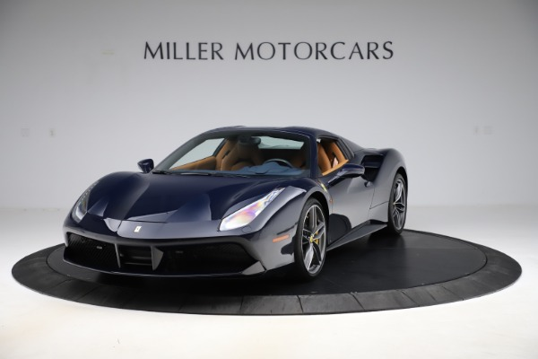 Used 2018 Ferrari 488 Spider for sale Call for price at Maserati of Greenwich in Greenwich CT 06830 13