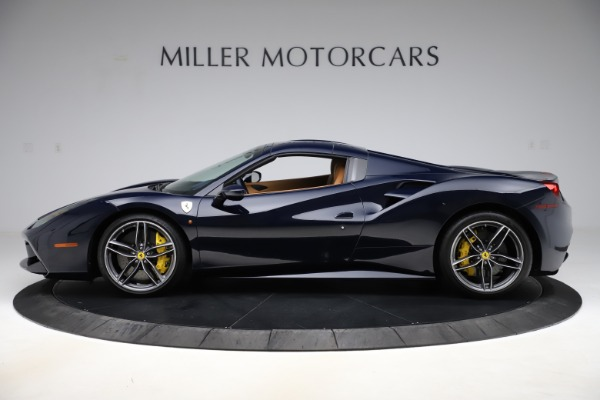 Used 2018 Ferrari 488 Spider for sale Call for price at Maserati of Greenwich in Greenwich CT 06830 14