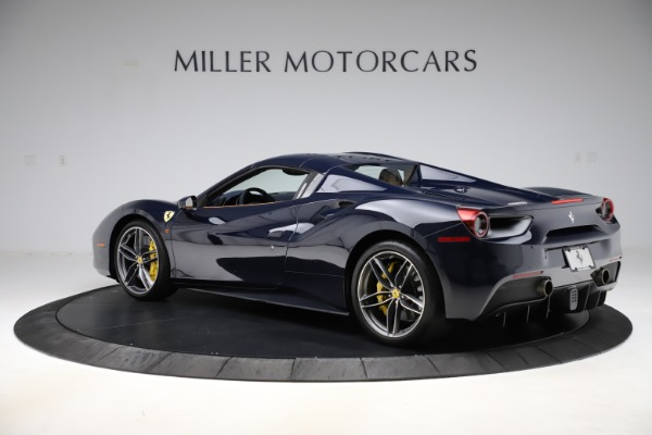 Used 2018 Ferrari 488 Spider for sale Call for price at Maserati of Greenwich in Greenwich CT 06830 15