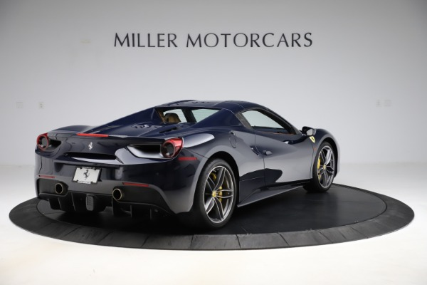 Used 2018 Ferrari 488 Spider for sale Call for price at Maserati of Greenwich in Greenwich CT 06830 16