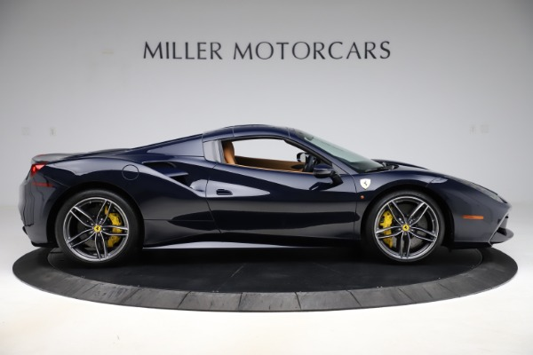 Used 2018 Ferrari 488 Spider for sale Call for price at Maserati of Greenwich in Greenwich CT 06830 17