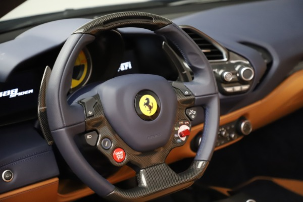 Used 2018 Ferrari 488 Spider for sale Call for price at Maserati of Greenwich in Greenwich CT 06830 26