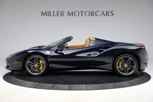 Used 2018 Ferrari 488 Spider for sale Call for price at Maserati of Greenwich in Greenwich CT 06830 3