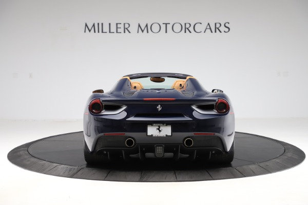 Used 2018 Ferrari 488 Spider for sale Call for price at Maserati of Greenwich in Greenwich CT 06830 6