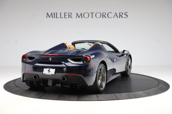 Used 2018 Ferrari 488 Spider for sale Call for price at Maserati of Greenwich in Greenwich CT 06830 7