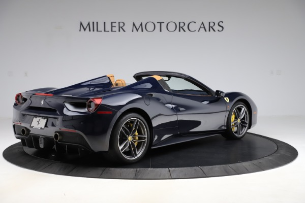 Used 2018 Ferrari 488 Spider for sale Call for price at Maserati of Greenwich in Greenwich CT 06830 8