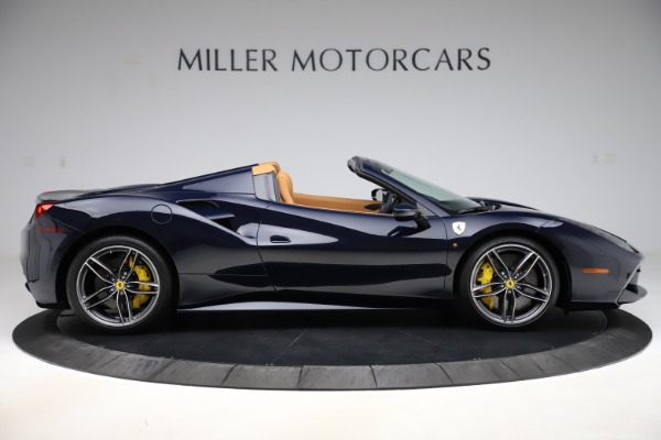 Used 2018 Ferrari 488 Spider for sale Call for price at Maserati of Greenwich in Greenwich CT 06830 9