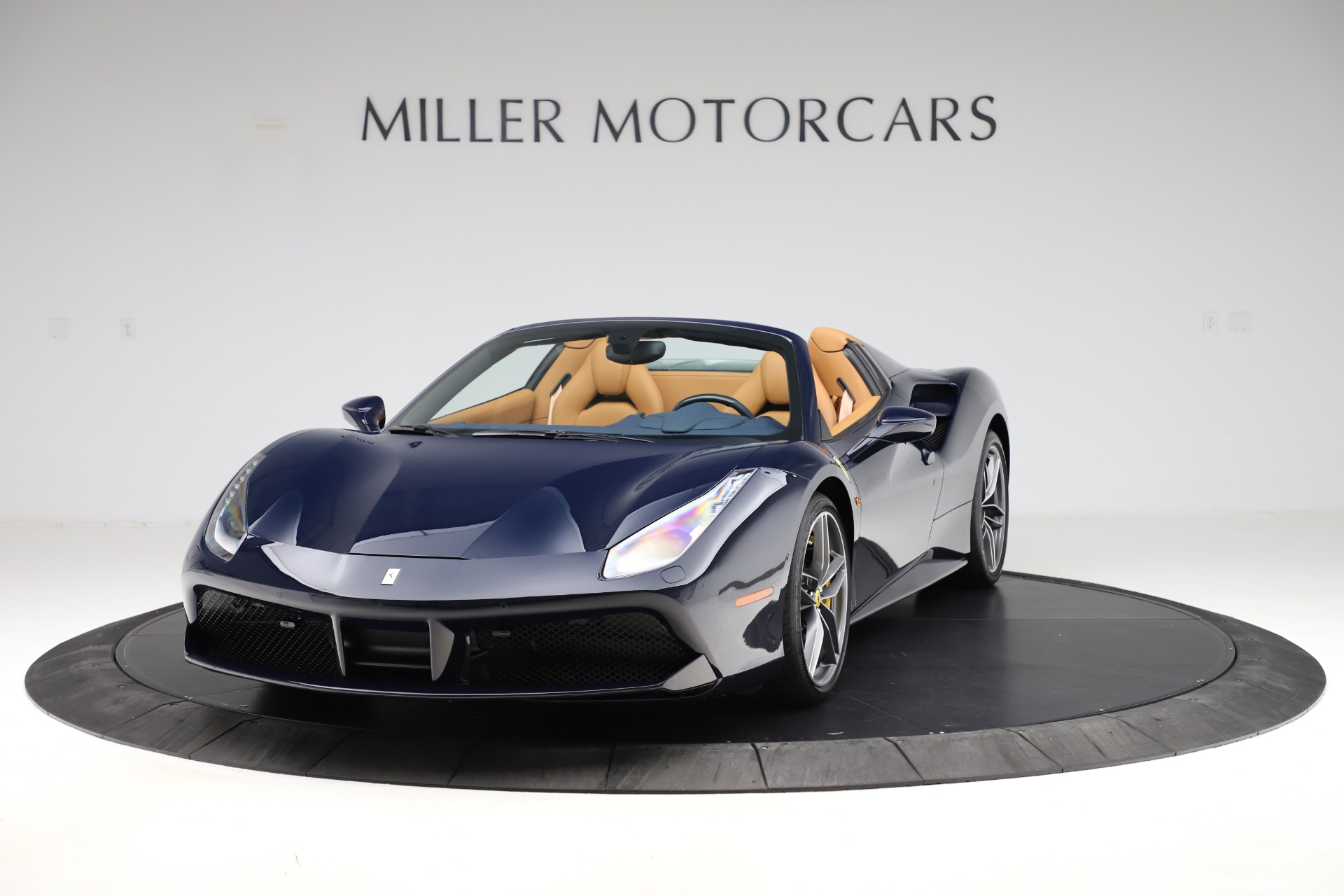 Used 2018 Ferrari 488 Spider for sale Call for price at Maserati of Greenwich in Greenwich CT 06830 1