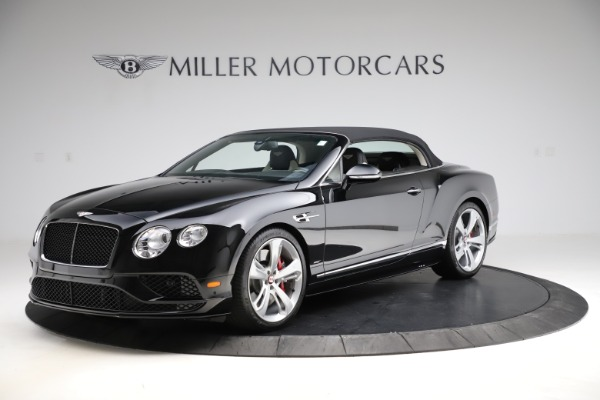 Used 2017 Bentley Continental GT V8 S for sale Call for price at Maserati of Greenwich in Greenwich CT 06830 12