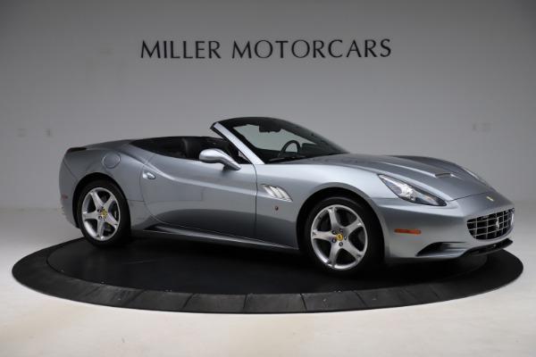 Used 2013 Ferrari California 30 for sale $103,900 at Maserati of Greenwich in Greenwich CT 06830 10
