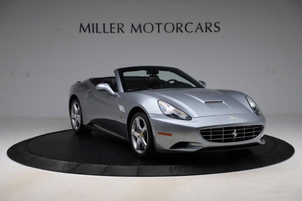 Used 2013 Ferrari California 30 for sale $103,900 at Maserati of Greenwich in Greenwich CT 06830 11