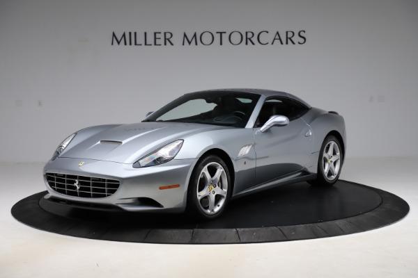 Used 2013 Ferrari California 30 for sale $103,900 at Maserati of Greenwich in Greenwich CT 06830 13