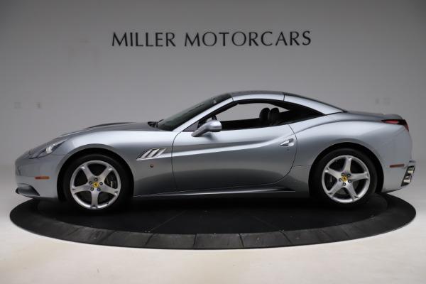 Used 2013 Ferrari California 30 for sale $103,900 at Maserati of Greenwich in Greenwich CT 06830 14