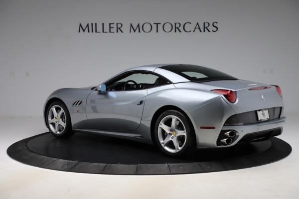 Used 2013 Ferrari California 30 for sale $103,900 at Maserati of Greenwich in Greenwich CT 06830 15