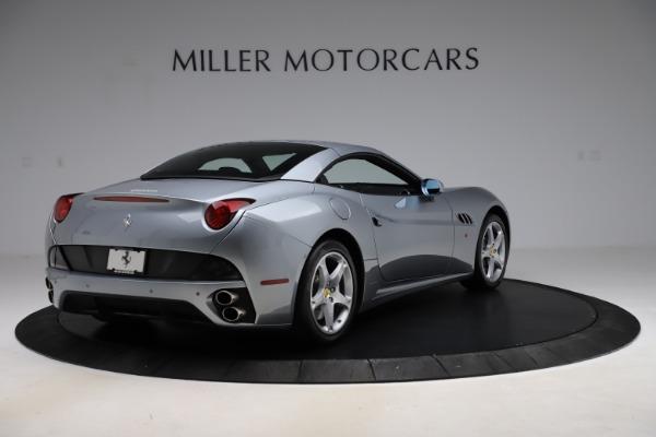 Used 2013 Ferrari California 30 for sale $103,900 at Maserati of Greenwich in Greenwich CT 06830 16