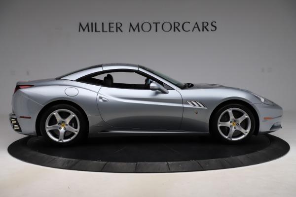 Used 2013 Ferrari California 30 for sale $103,900 at Maserati of Greenwich in Greenwich CT 06830 17