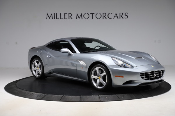 Used 2013 Ferrari California 30 for sale $103,900 at Maserati of Greenwich in Greenwich CT 06830 18