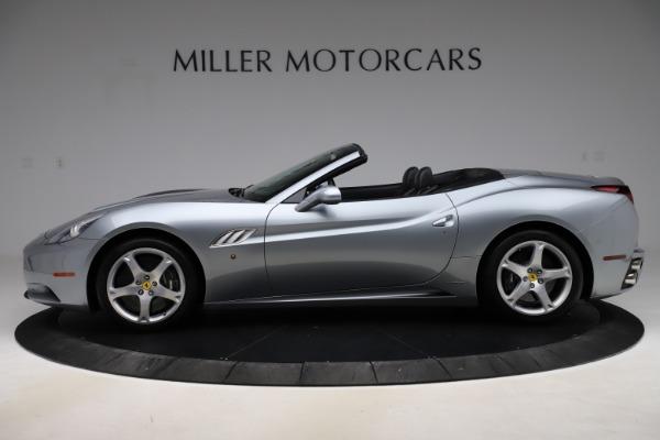 Used 2013 Ferrari California 30 for sale $103,900 at Maserati of Greenwich in Greenwich CT 06830 3
