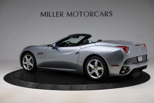 Used 2013 Ferrari California 30 for sale $103,900 at Maserati of Greenwich in Greenwich CT 06830 4