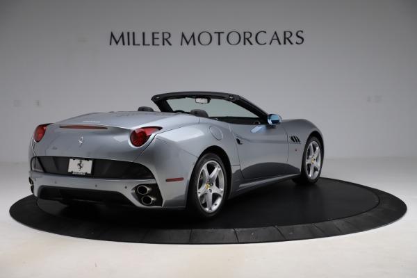 Used 2013 Ferrari California 30 for sale $103,900 at Maserati of Greenwich in Greenwich CT 06830 7