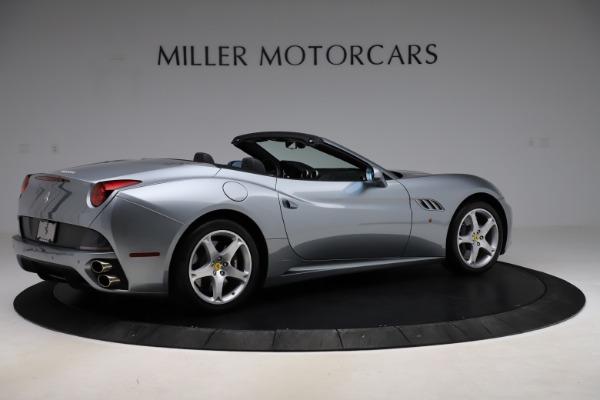 Used 2013 Ferrari California 30 for sale $103,900 at Maserati of Greenwich in Greenwich CT 06830 8
