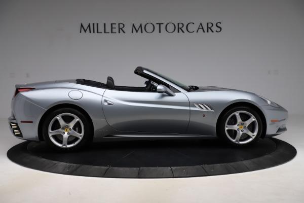 Used 2013 Ferrari California 30 for sale $103,900 at Maserati of Greenwich in Greenwich CT 06830 9
