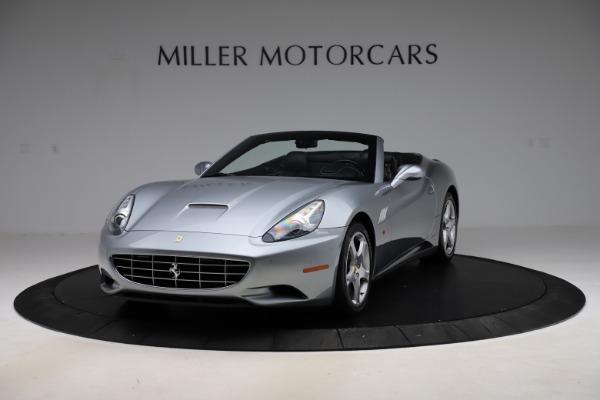 Used 2013 Ferrari California 30 for sale $103,900 at Maserati of Greenwich in Greenwich CT 06830 1