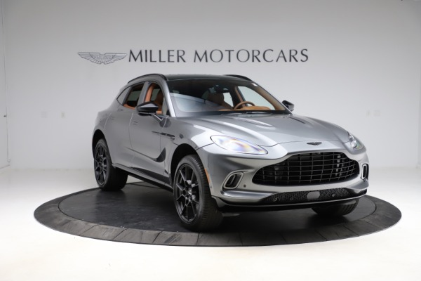 New 2021 Aston Martin DBX for sale $229,486 at Maserati of Greenwich in Greenwich CT 06830 10