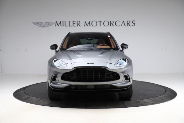 New 2021 Aston Martin DBX SUV for sale $229,486 at Maserati of Greenwich in Greenwich CT 06830 11