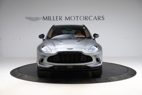New 2021 Aston Martin DBX for sale $229,486 at Maserati of Greenwich in Greenwich CT 06830 11