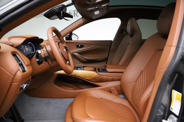 New 2021 Aston Martin DBX SUV for sale $229,486 at Maserati of Greenwich in Greenwich CT 06830 12