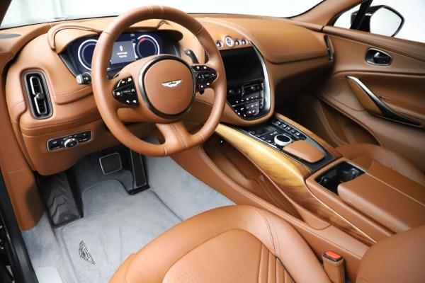 New 2021 Aston Martin DBX for sale $229,486 at Maserati of Greenwich in Greenwich CT 06830 13