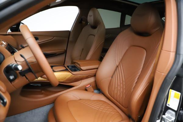 New 2021 Aston Martin DBX for sale $229,486 at Maserati of Greenwich in Greenwich CT 06830 14