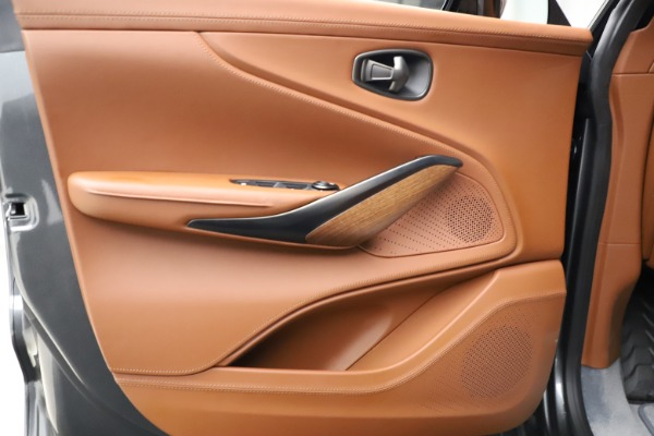 New 2021 Aston Martin DBX for sale $229,486 at Maserati of Greenwich in Greenwich CT 06830 15