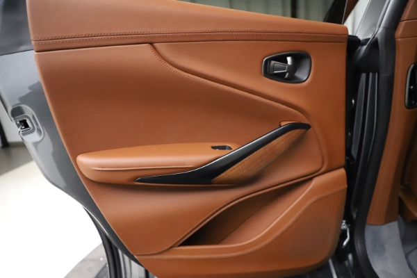 New 2021 Aston Martin DBX for sale $229,486 at Maserati of Greenwich in Greenwich CT 06830 19