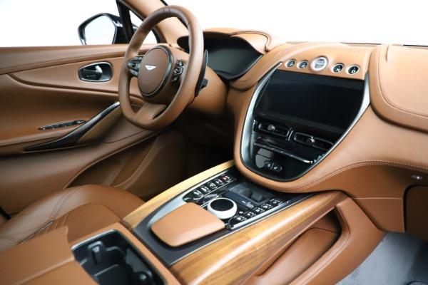 New 2021 Aston Martin DBX for sale $229,486 at Maserati of Greenwich in Greenwich CT 06830 21
