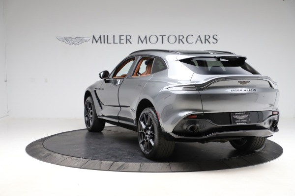 New 2021 Aston Martin DBX for sale $229,486 at Maserati of Greenwich in Greenwich CT 06830 4