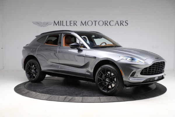 New 2021 Aston Martin DBX for sale $229,486 at Maserati of Greenwich in Greenwich CT 06830 9